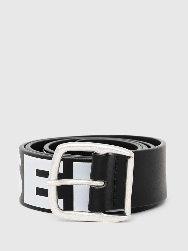BARBAR, Black/White - Belts