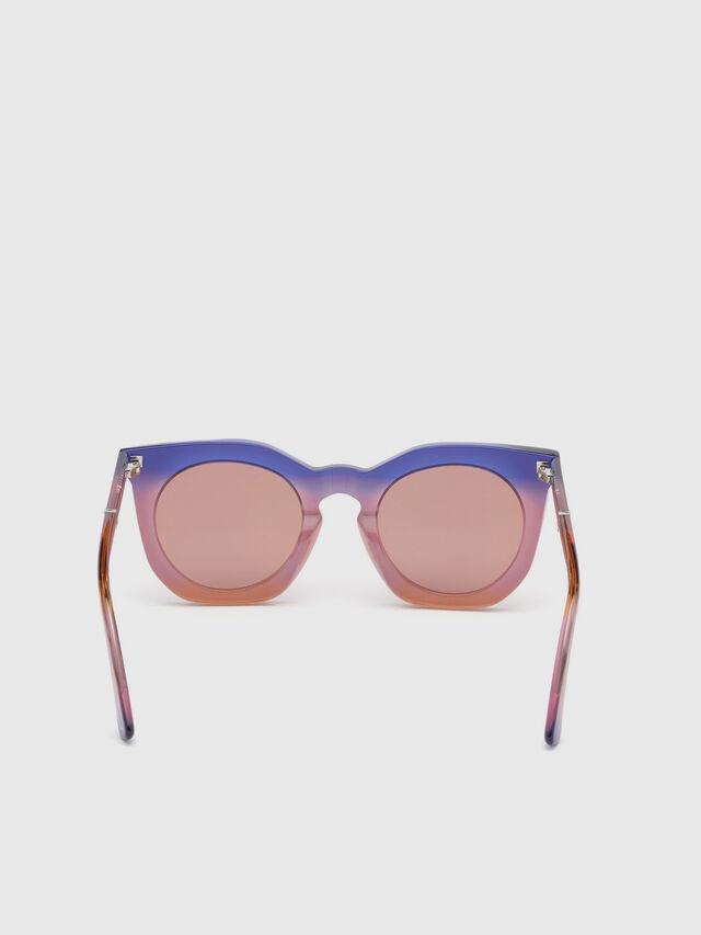 Diesel - DL0283, Violet - Sunglasses - Image 4