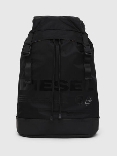 Diesel - F-SUSE BACK, Black - Backpacks - Image 1