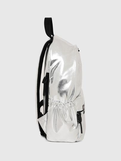 Diesel - F-BOLD BACK II, Silver - Backpacks - Image 2