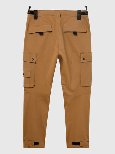 Diesel - P-FREDDY, Light Brown - Pants - Image 2