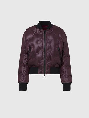 W-AVALES, Plum - Winter Jackets