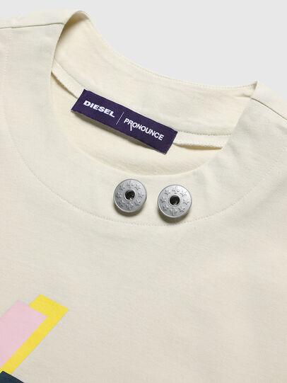 Diesel - PR-TS04, White - T-Shirts - Image 4