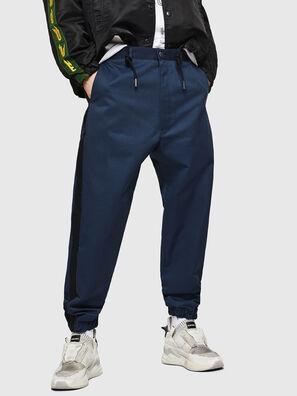 P-LEV, Blue - Pants
