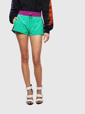 S-FLYNN, Violet - Shorts