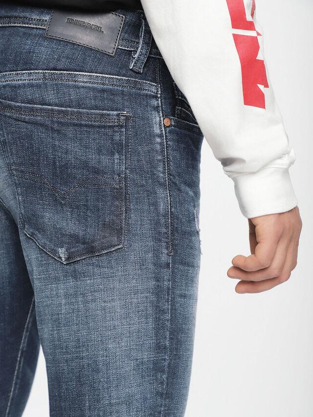 Diesel - Sleenker 084UI, Medium blue - Jeans - Image 6