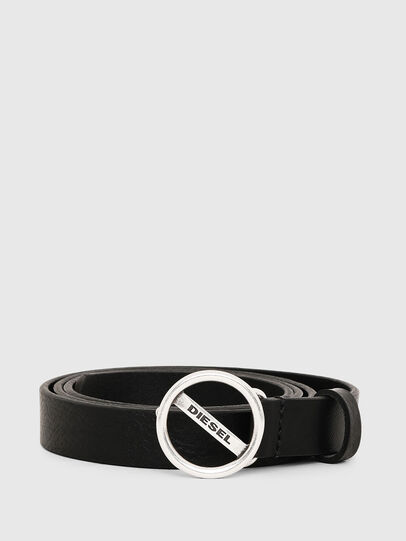 Diesel - B-BOUND, Black - Belts - Image 1