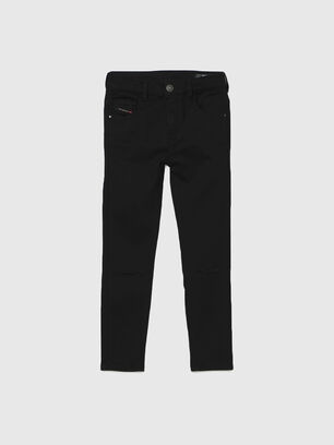 D-SLANDY-HIGH-J-SP, Black - Jeans