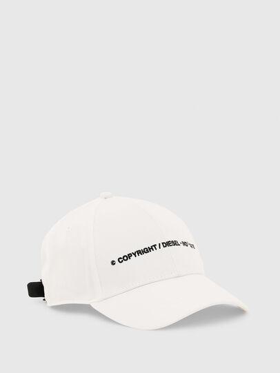 Diesel - COMIXI, White - Caps - Image 1