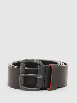 B-DIVISION, Black - Belts