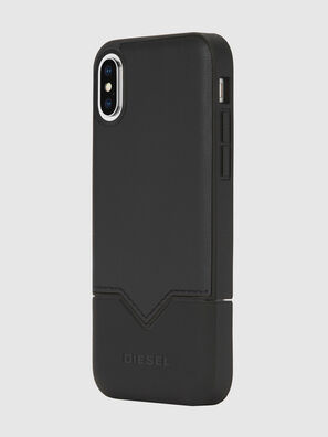 CREDIT CARD IPHONE X CASE, Black - Cases