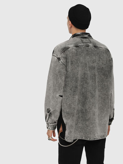 Diesel - D-LOREN,  - Denim Jackets - Image 2