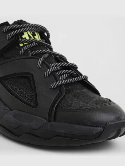 Diesel - S-KIPPER SP, Black - Sneakers - Image 6