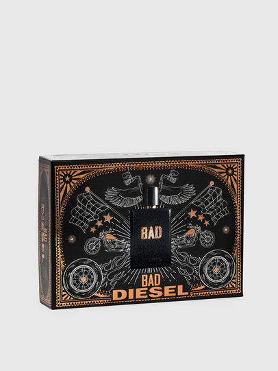 Diesel - BAD 50ML GIFT SET, Black - Bad - Image 2