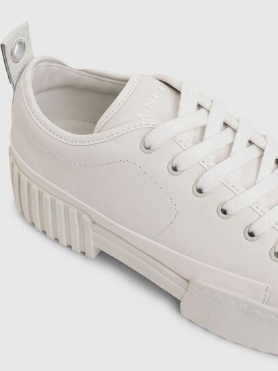 Diesel - S-MERLEY LC, White - Sneakers - Image 5