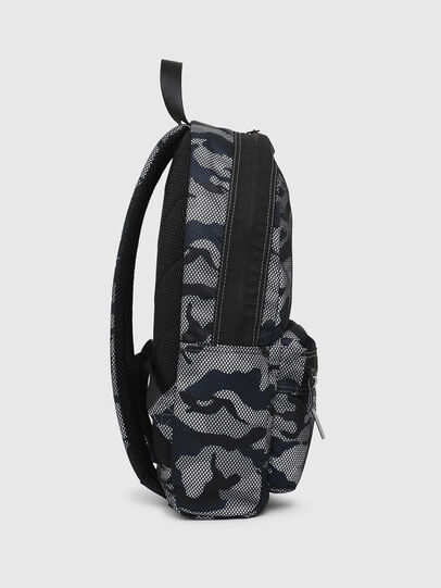 Diesel - MIRANO, Grey/Blue - Backpacks - Image 2