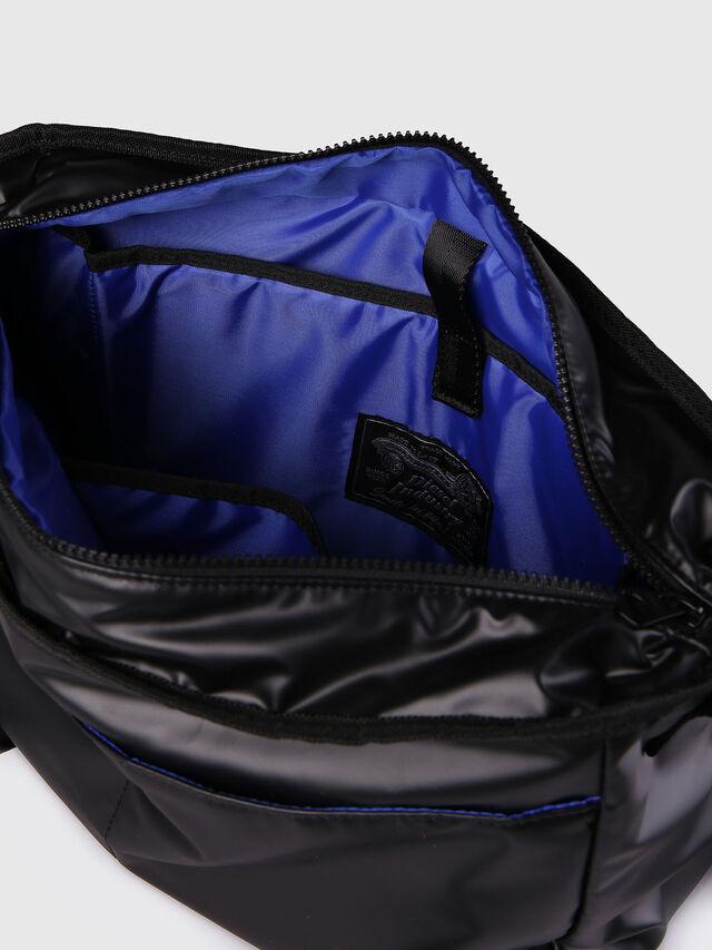 Diesel F-DISCOVER MESSENGER, Black - Crossbody Bags - Image 4