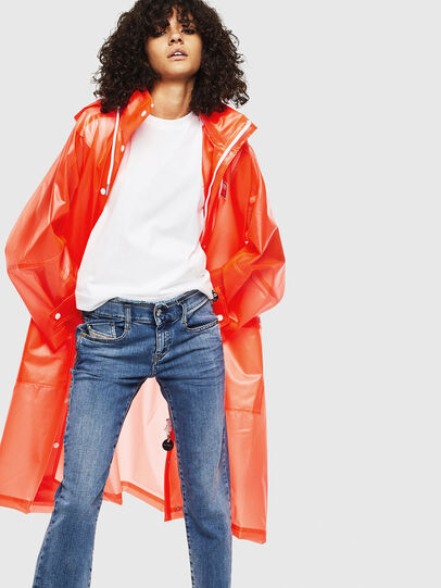 Diesel - G-TAKY-A, Orange - Jackets - Image 4