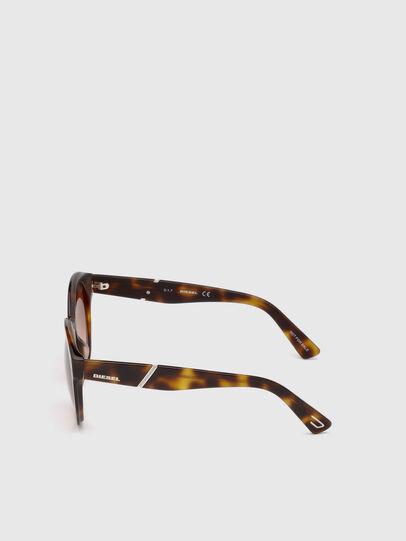 Diesel - DL0252, Brown - Sunglasses - Image 3