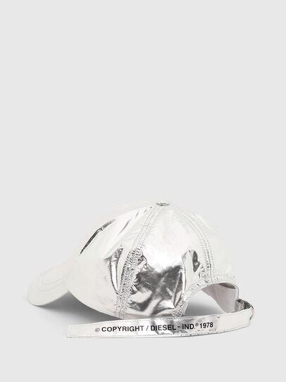 Diesel - CIBRAME, Silver - Caps - Image 2