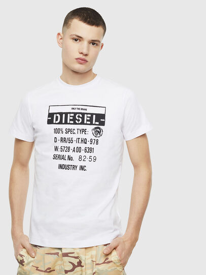 Diesel - T-DIEGO-S1,  - T-Shirts - Image 1
