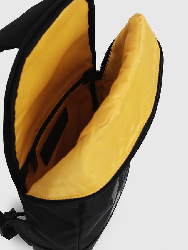 Diesel - F-SUSE MONO, Black - Travel Bags - Image 4