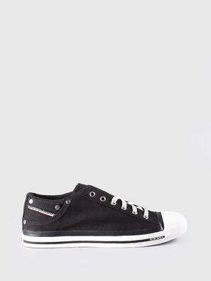 EXPOSURE LOW, Black - Sneakers