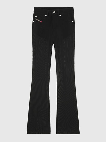 Diesel - P-LON, Black - Pants - Image 4