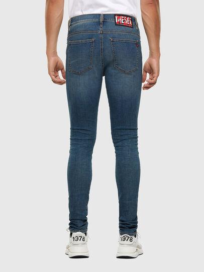 Diesel - D-Istort 009HC, Medium blue - Jeans - Image 2