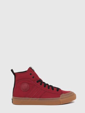 S-ASTICO MID LACE, Red - Sneakers