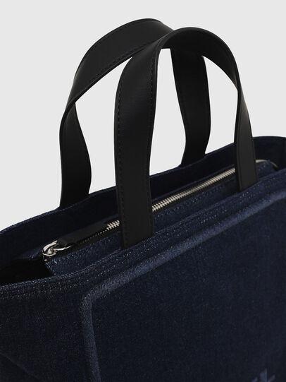 Diesel - PUMPKIE, Dark Blue - Satchels and Handbags - Image 5