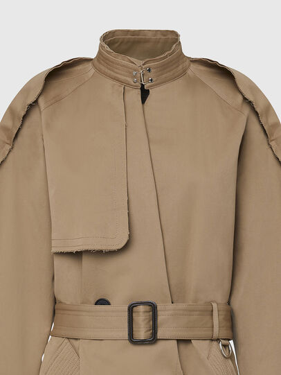 Diesel - G-BERYL, Light Brown - Jackets - Image 6