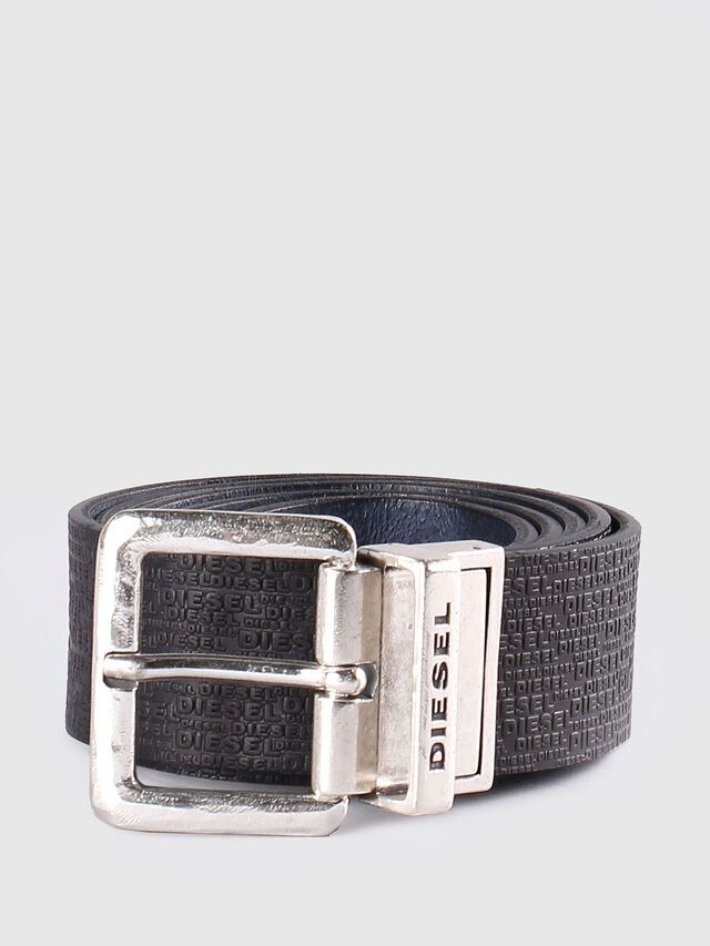 Diesel B-TWIN, Black/Blue - Belts - Image 2
