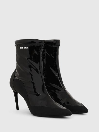 Diesel - D-SLANTY ABM, Black - Ankle Boots - Image 2