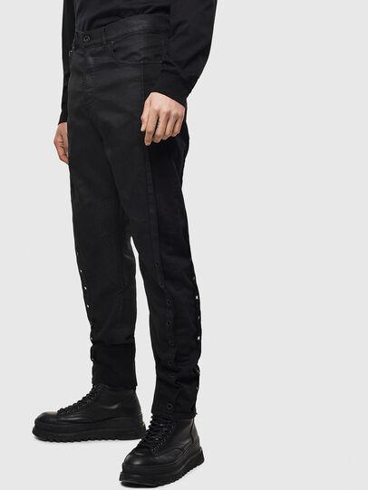 Diesel - TYPE-2015-NE, Black/Dark grey - Jeans - Image 4