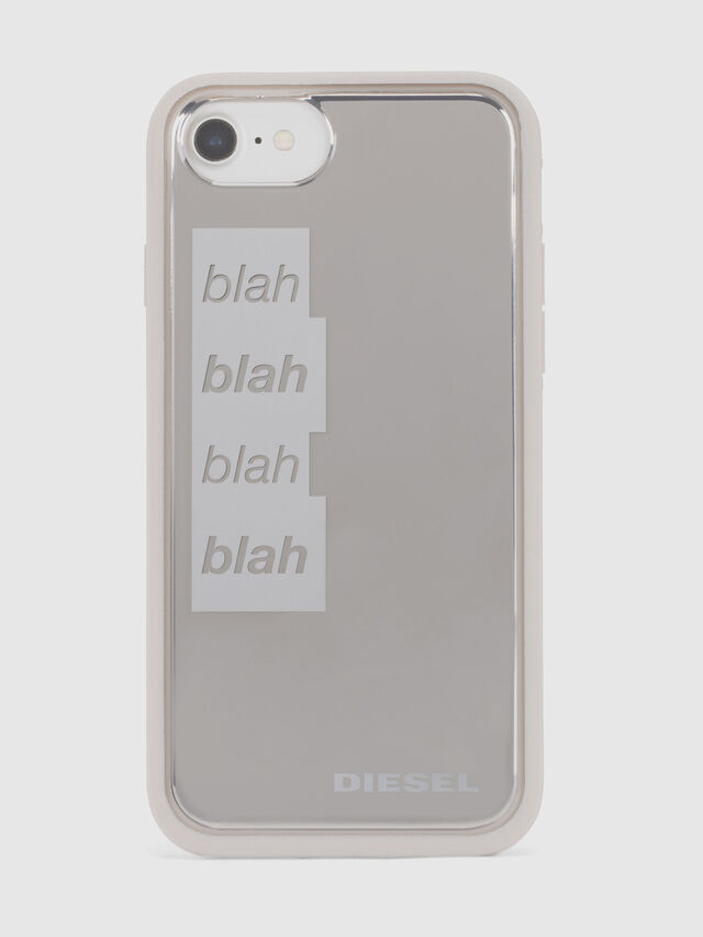 Diesel - BLAH BLAH BLAH IPHONE 8 PLUS/7 PLUS/6s PLUS/6 PLUS CASE, White - Cases - Image 2