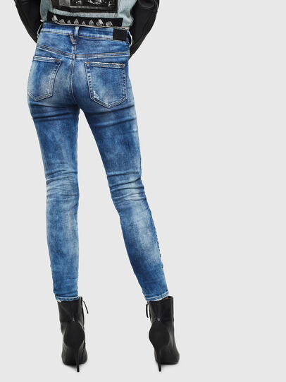 Diesel - Slandy High 0096J,  - Jeans - Image 2