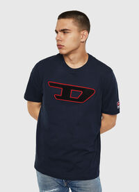 T-JUST-DIVISION-D, Dark Blue