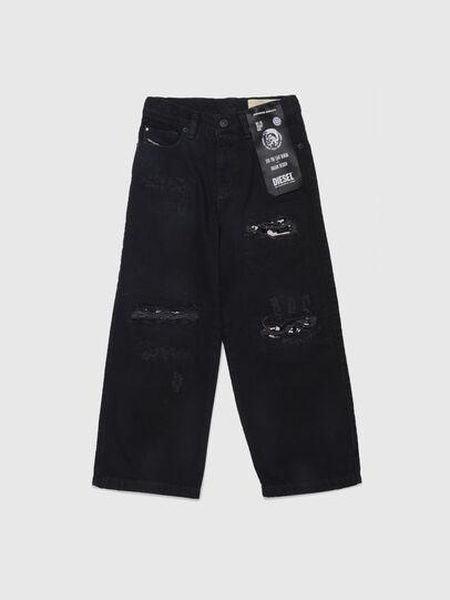 Diesel - WIDEE-J-SP, Black - Jeans - Image 1