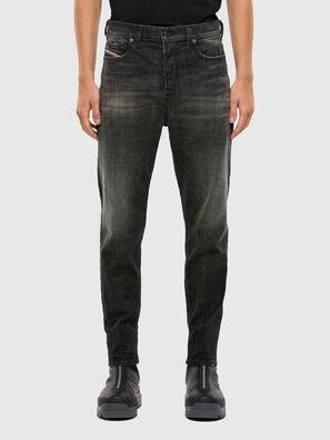 D-Vider 009JW, Black/Dark grey - Jeans