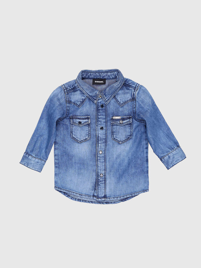 KIDS CITROB, Blue Jeans - Shirts - Image 1