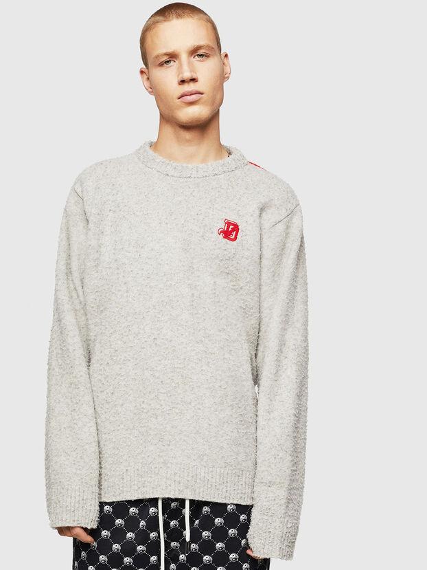 K-CASY, Light Grey - Knitwear