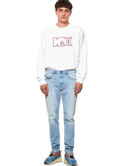 Diesel - D-Strukt JoggJeans® Z69VL, Light Blue - Jeans - Image 5