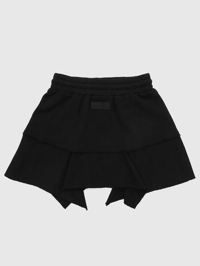 Diesel - GJCRYS, Black - Skirts - Image 2