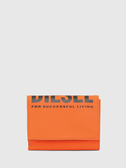 Diesel - YOSHINO LOOP, Orange - Small Wallets - Image 1