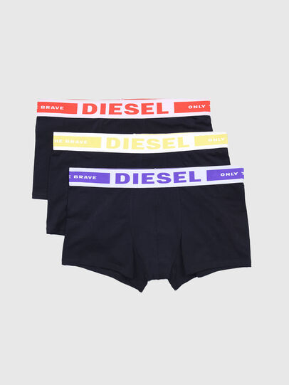 Diesel - UMBX-KORYTHREEPACK, Multicolor/White - Trunks - Image 1