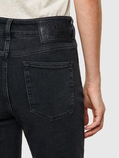 Diesel - D-Earlie 09A66, Black/Dark grey - Jeans - Image 3