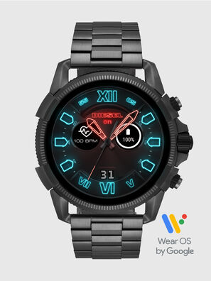 DT2011, Metal Grey - Smartwatches