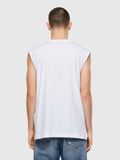 Diesel - T-OP, White - T-Shirts - Image 2