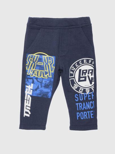 Diesel - PEMMOB, Blue - Pants - Image 1